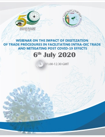 Impact of Digitization of Trade procedures in the facilitation of Intra-OIC Trade..