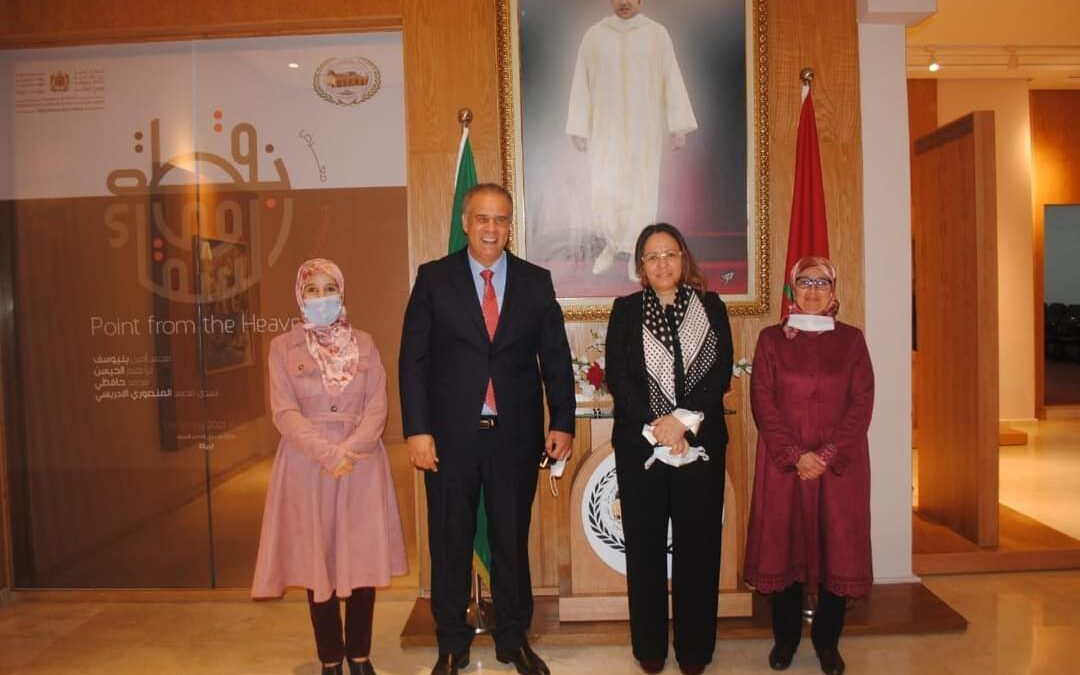 ICDT's Director General welcomes the dynamics of Bayt Mal Alquds Acharif Agency