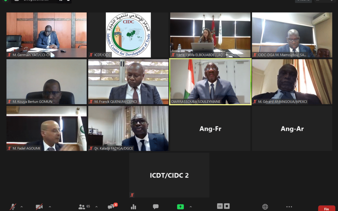 """Webinar on """"Doing Business in Cote d'Ivoire"""""""