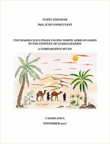 Major Challenges facing North African Oases in the context of Globalization