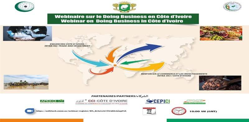 Webinar on Doing Business in Côte d'Ivoire