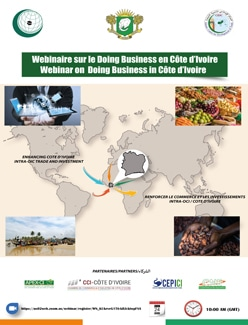 """Webinar on """"Doing Business in Cote d'Ivoire"""" – Presentations"""